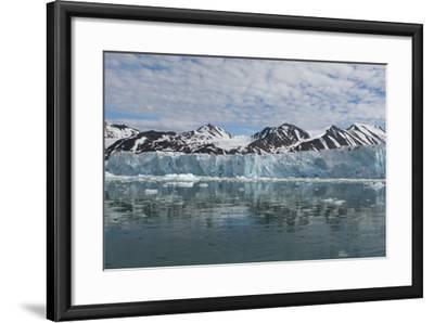 Norway, Barents Sea, Svalbard, Spitsbergen, Northwest Spitsbergen National Park-Cindy Miller Hopkins-Framed Photographic Print