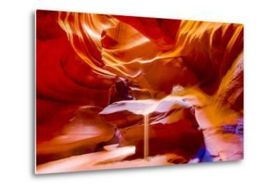 Arizona, Page, Upper Antelope Slot Canyon-Jaynes Gallery-Metal Print