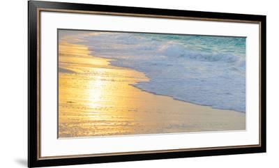 Bahamas, Little Exuma Island. Sunset on Beach-Jaynes Gallery-Framed Premium Photographic Print