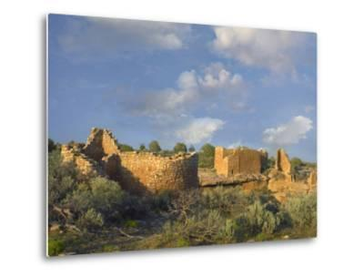 Hovenweep House and Hovenweep Castle, Hovenweep National Monument, Utah-Tim Fitzharris-Metal Print