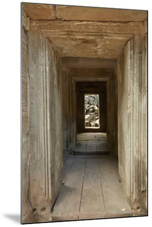 Ta Prohm Temple Ruins, Angkor World Heritage Site, Siem Reap, Cambodia-David Wall-Mounted Photographic Print