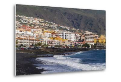 Spain, Canary Islands, Tenerife, Candelaria, Town View-Walter Bibikow-Metal Print