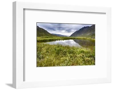 Alaska, Hatchers Pass-Savanah Stewart-Framed Photographic Print