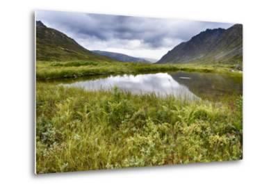 Alaska, Hatchers Pass-Savanah Stewart-Metal Print