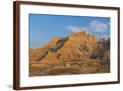 Badlands National Park, South Dakota, Usa-Michael Runkel-Framed Photographic Print
