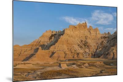 Badlands National Park, South Dakota, Usa-Michael Runkel-Mounted Photographic Print