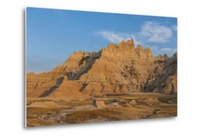 Badlands National Park, South Dakota, Usa-Michael Runkel-Metal Print