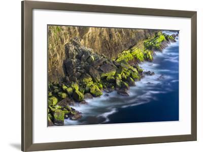 Foula Part, Shetland Islands-Martin Zwick-Framed Photographic Print