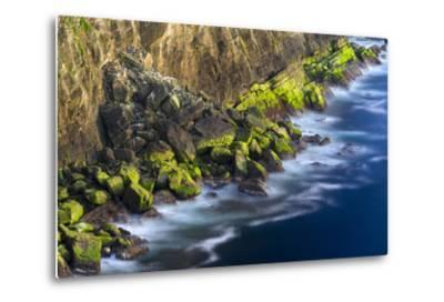 Foula Part, Shetland Islands-Martin Zwick-Metal Print