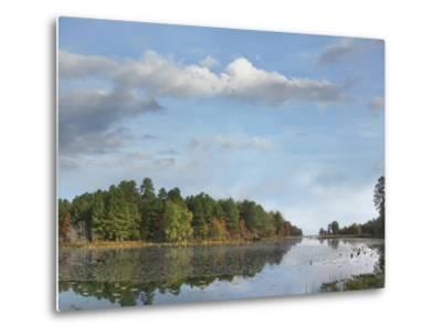Millwood Lake, Millwood Lake State Park, Arkansas, Usa-Tim Fitzharris-Metal Print