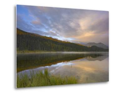 Northern Rocky Mountain Provincial Park, British Columbia, Canada-Tim Fitzharris-Metal Print