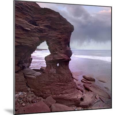 Cavendish Beach, Prince Edward Island National Park, Prince Edward Island, Canada-Tim Fitzharris-Mounted Photographic Print