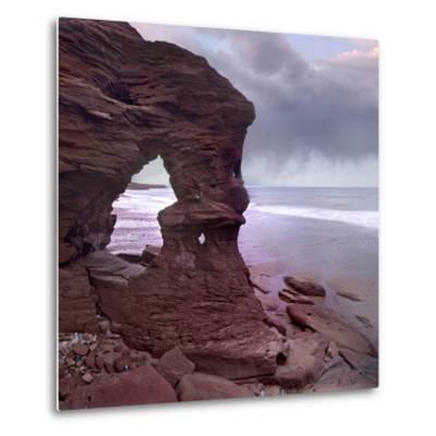 Cavendish Beach, Prince Edward Island National Park, Prince Edward Island, Canada-Tim Fitzharris-Metal Print