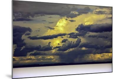 Moody Skies-Art Wolfe-Mounted Photographic Print