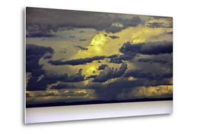 Moody Skies-Art Wolfe-Metal Print