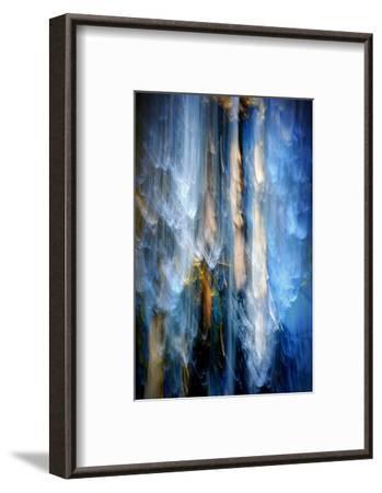 Evening Trees 1-Ursula Abresch-Framed Photographic Print