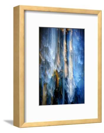 Evening Trees 1-Ursula Abresch-Framed Premium Photographic Print