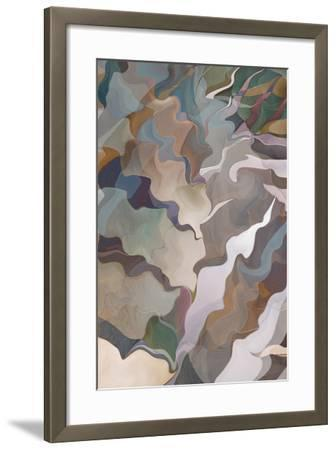 Odyssey in Sienna-Doug Chinnery-Framed Photographic Print