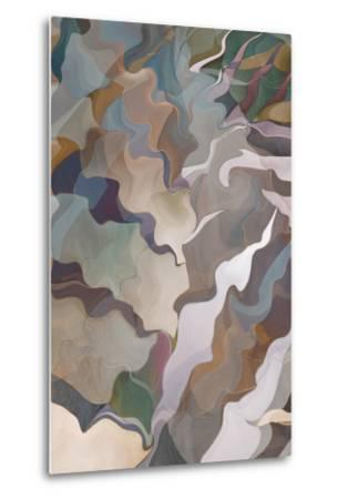 Odyssey in Sienna-Doug Chinnery-Metal Print