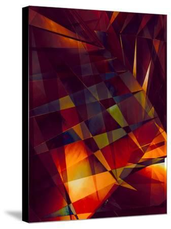 Heart-Doug Chinnery-Stretched Canvas Print