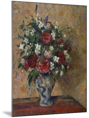 Still Life, C1874-Camille Pissarro-Mounted Giclee Print