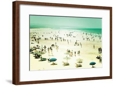 Caravan of Dreams-Keri Bevan-Framed Art Print