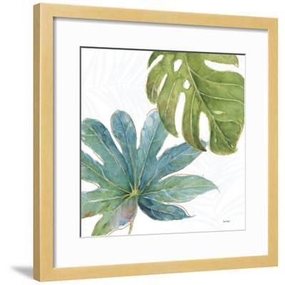 Tropical Blush VII-Lisa Audit-Framed Premium Giclee Print