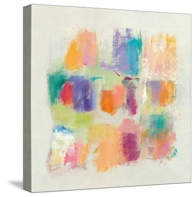 Popsicles III Stone-Mike Schick-Stretched Canvas Print