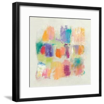 Popsicles III Stone-Mike Schick-Framed Art Print