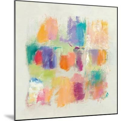 Popsicles III Stone-Mike Schick-Mounted Art Print