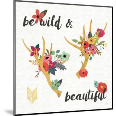 Boho Beauty I-Jess Aiken-Mounted Art Print