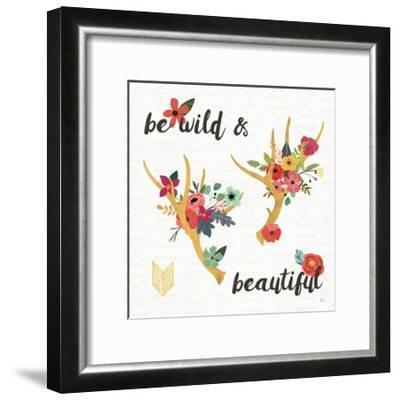 Boho Beauty I-Jess Aiken-Framed Art Print