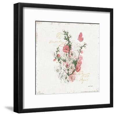 French Romance III-Katie Pertiet-Framed Art Print