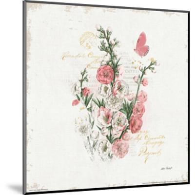 French Romance III-Katie Pertiet-Mounted Art Print