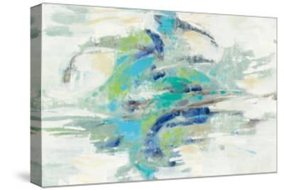River Whirlpool-Silvia Vassileva-Stretched Canvas Print