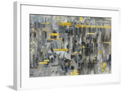Reflections Crop-Danhui Nai-Framed Art Print
