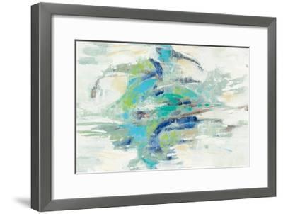 River Whirlpool-Silvia Vassileva-Framed Art Print