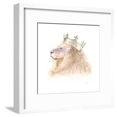 Jungle Royalty I Crop-Myles Sullivan-Framed Art Print