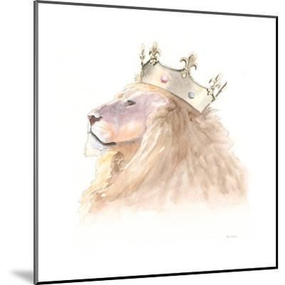 Jungle Royalty I Crop-Myles Sullivan-Mounted Art Print