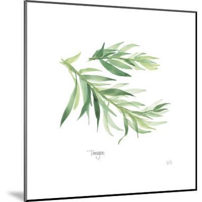 Tarragon V2-Chris Paschke-Mounted Art Print