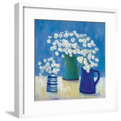 Summer Daisies-Michael Clark-Framed Art Print