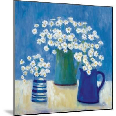 Summer Daisies-Michael Clark-Mounted Art Print