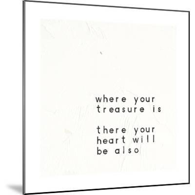 Words of Encouragement V-Emily Adams-Mounted Art Print