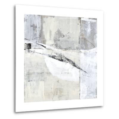 White Blockage II-Kari Taylor-Metal Print
