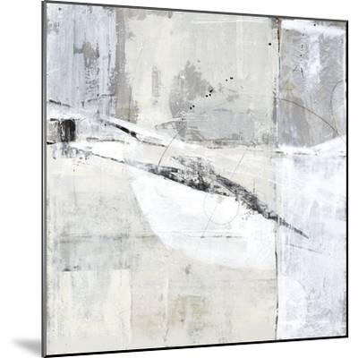 White Blockage II-Kari Taylor-Mounted Giclee Print