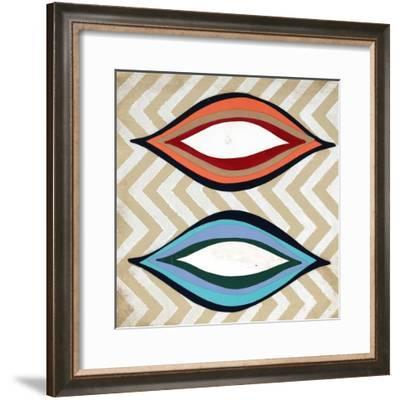 Trinks VIII-Kari Taylor-Framed Giclee Print