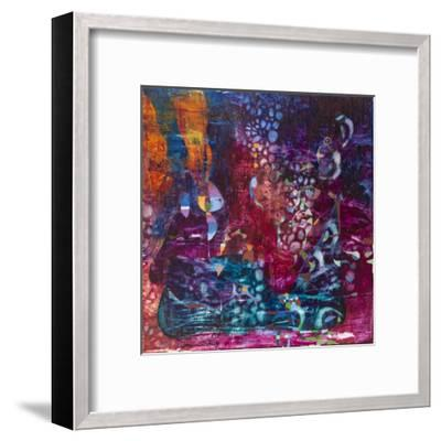 Violet Dream-Alise Loebelsohn-Framed Art Print
