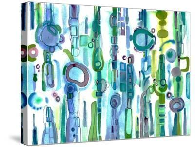 Atlantis-Marilyn Cvitanic-Stretched Canvas Print