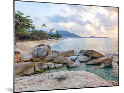 Asian Tropical Beach Paradise-Olena Serditova-Mounted Photographic Print