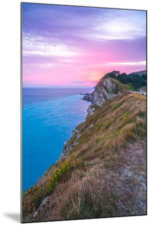 Jurassic Sunset-Robert Maynard-Mounted Photographic Print